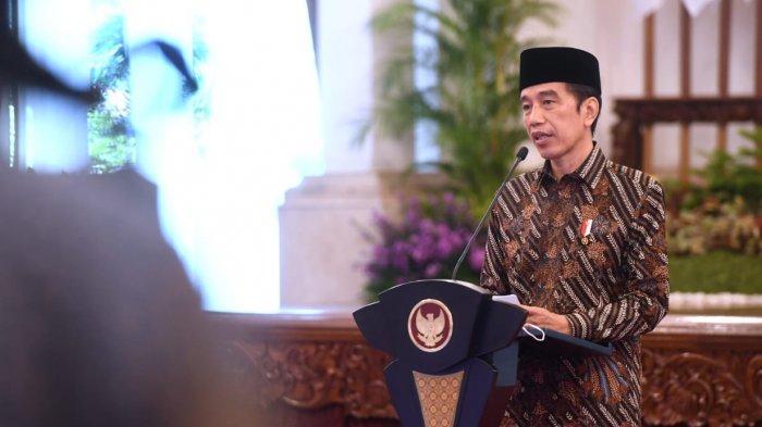 Presiden Joko Widodo Minta HMI Menjadi Lokomotif Kemajuan Bangsa