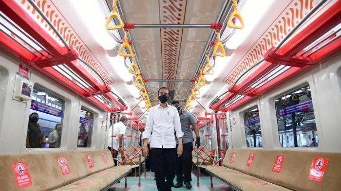 Buka Raker Kementerian Perdagangan, Jokowi Ajak Masyarakat Benci Produk Luar Negeri