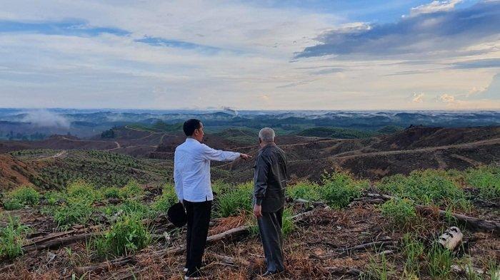 Menteri PPN Suharso Monoarfa: Mudah-mudahan Presiden Bisa Upacara 17 Agustus 2024 di Ibu Kota Baru