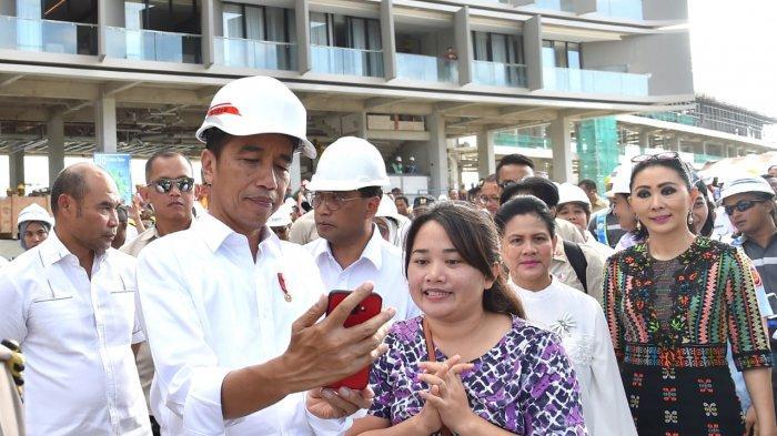 Parpol Pendukung Ramai-ramai Minta Jatah Menteri, Begini Respons Jokowi