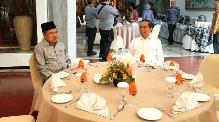 Jusuf Kalla: Jokowi Paling Bersih dari Otoriter dan Nepotisme