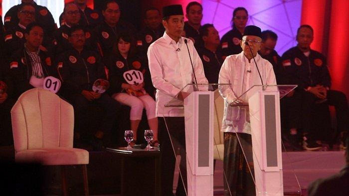 Ini Permintaan Kubu Jokowi-Ma'ruf kepada Prabowo-Sandi Untuk Debat Berikutnya