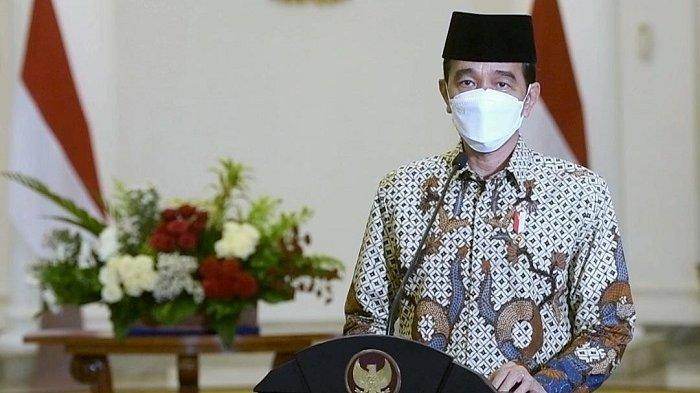 Ajak Rakyat Benci Produk Luar Negeri, Jokowi: Gitu Aja Ramai
