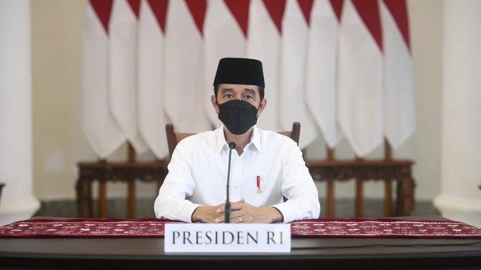 Jokowi: Kunci Keluar dari Pandemi Cuma Ada Dua, Mempercepat Vaksinasi dan Disiplin Pakai Masker