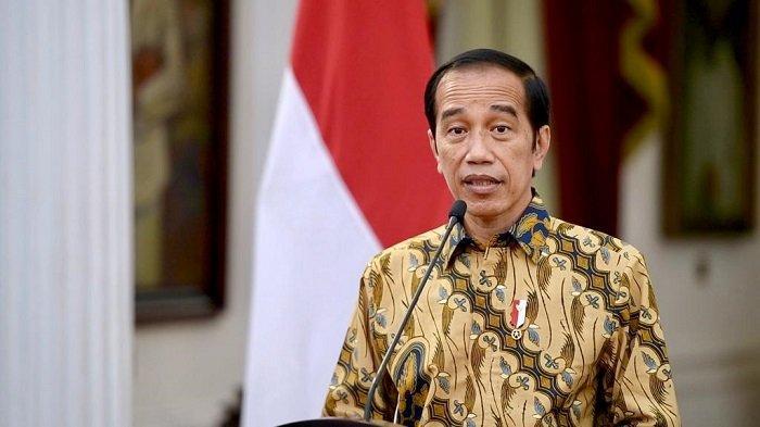 Presiden Jokowi Jelaskan Alasan Tidak Lakukan Lockdown