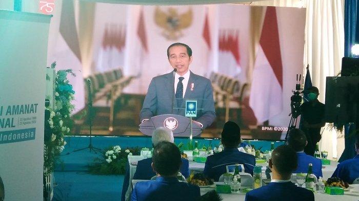 Jokowi: Banyak Orang Menikmati Situasi Enak dan Nyaman, Sehingga Terusik Jika Dilakukan Perubahan