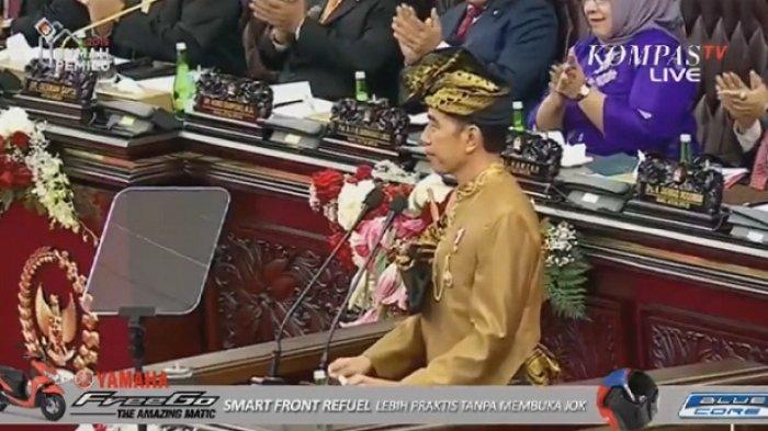 Kejar Ketertinggalan Indonesia, Presiden Jokowi Sebut Butuh Peran Oposisi