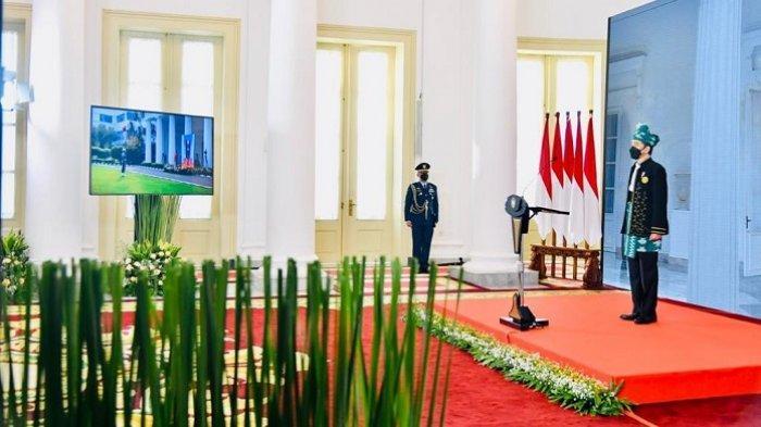 Jokowi: Perluasan dan Pendalaman Nilai-nilai Pancasila Tidak Bisa Dilakukan dengan Cara-cara Biasa