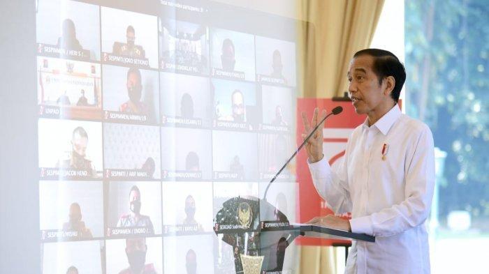 VIDEO : Presiden Jokowi Sebut Saat Ini yang Cepat yang Akan Menang