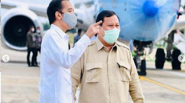 SURVEI: Mayoritas Masyarakat Puas dengan Kinerja Jokowi, Prabowo Calon Terkuat Presiden 2024