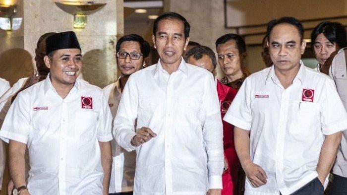 Siang Ini Jokowi Bakal Lantik 11 Wakil Menteri, Ketua Umum Projo Dipanggil ke Istana