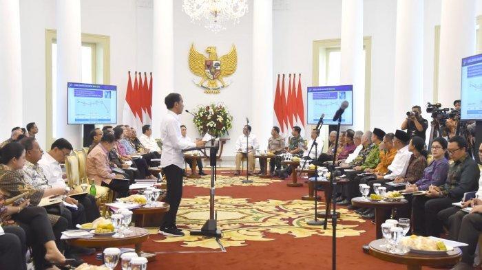 BREAKING NEWS: Jokowi Sudah Susun Kabinet, Katanya Bakal Banyak Menteri Lama yang Menjabat Lagi
