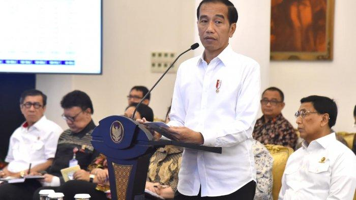 Presiden Jokowi Teken Inpres Soal Kedaruratan Nuklir