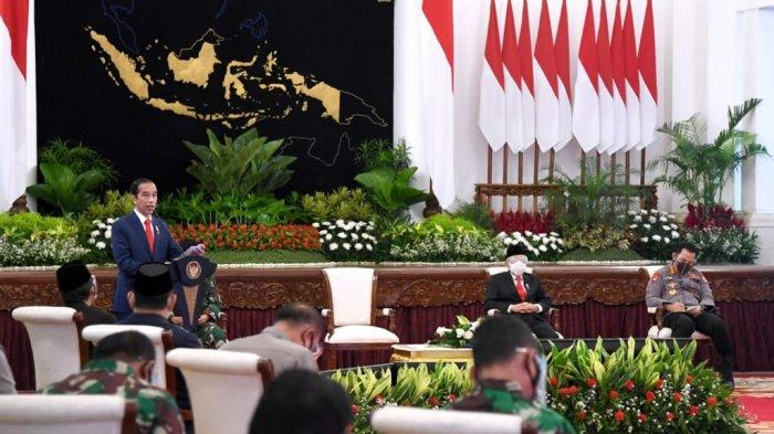 Bila Belum Memberikan Rasa Keadilan, Presiden Jokowi Minta DPR Revisi Pasal-Pasal Karet UU ITE