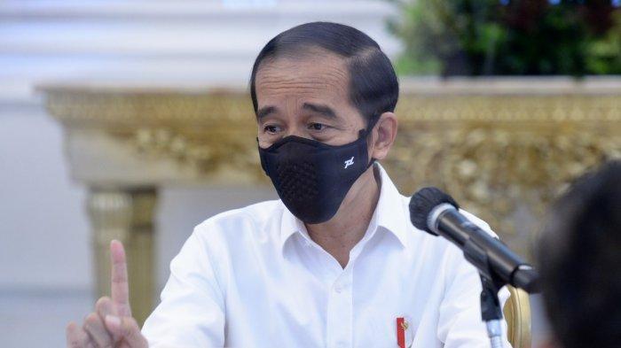 Hari Dokter Nasional, Jadi Garis Terdepan dan Korban Hadapi Pandemi Covid-19, Jokowi: Terima Kasih