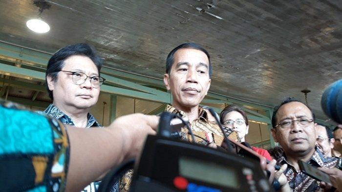 Pengambilan Sumpah Jabatan Presiden-Wapres Tetap 20 Oktober, Jokowi Tak Minta Majukan Jadwal