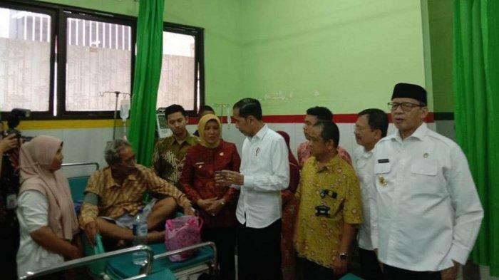 Jokowi Bilang Menkes Terawan Sudah Temukan Jurus Atasi Defisit BPJS Kesehatan