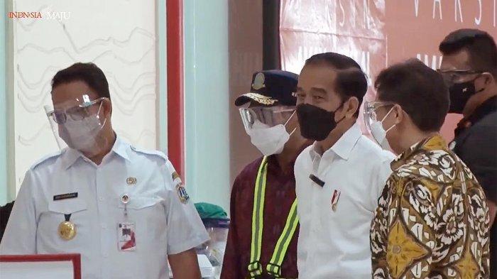 Anies Baswedan Banggakan Diri, Klaim Vaksinasi Covid-19 di Ibu Kota Lampaui Target Jokowi