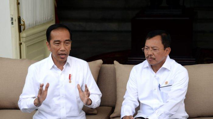 Zulkifli Hasan: Terawan Menteri Kesayangan Jokowi, Tidak Mungkin Direshuflle