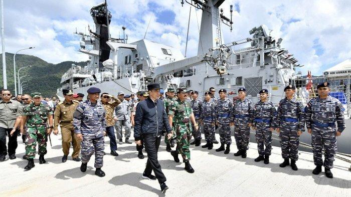 Kapuspen TNI: Kapal Nelayan dan Coast Guard Cina Tinggalkan ZEE Indonesia Setelah Jokowi ke Natuna