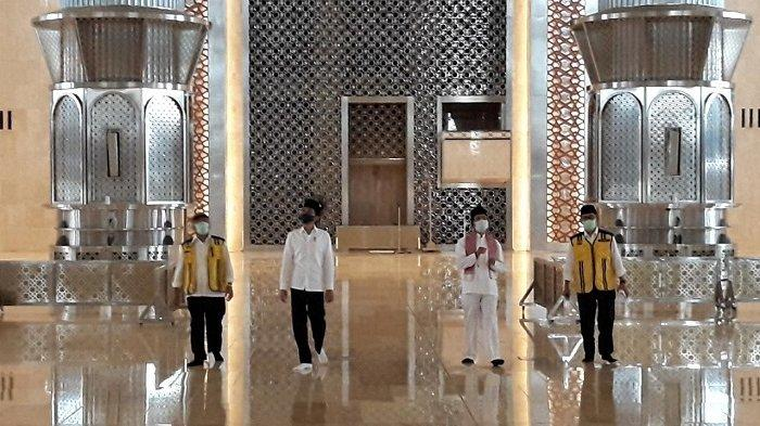 Jokowi: Informasi dari Imam Besar, Masjid Istiqlal Rencananya Dibuka Bulan Juli