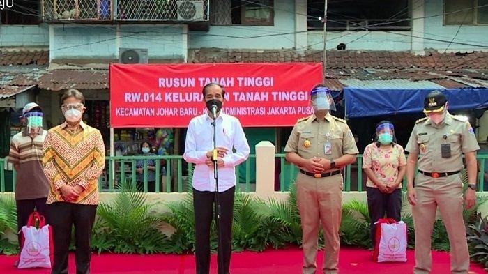 Jokowi Kasih Target Anies Baswedan Vaksinasi 7,5 Juta Warga Jakarta Hingga Akhir Agustus