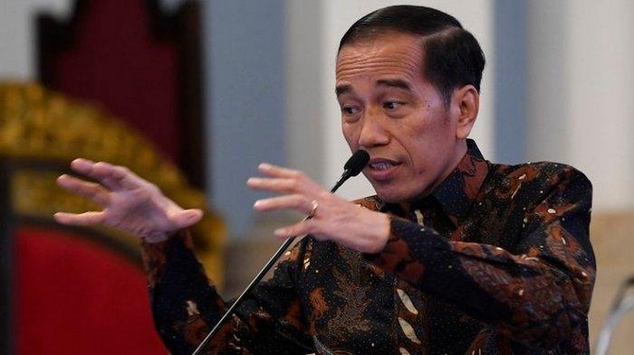 Tanggapi Wacana Jabatan Presiden Tiga Periode, Jokowi: Ingin Tampar Muka Saya!