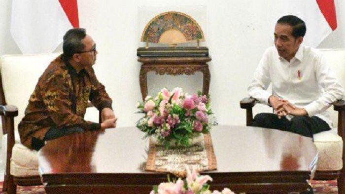 Singgung Soal Pembahasan Amandemen UUD 1945 yang Kontroversial, Posisi Jokowi Dimana?