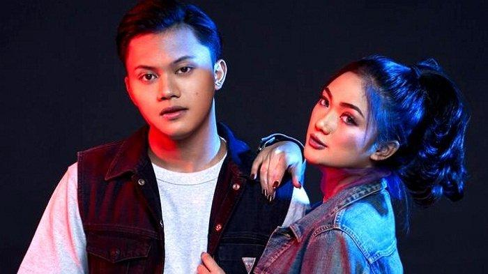 Rizky Febian dan Marion Jola Beradegan Mesra di Klip Lagu Tak Ingin Pisah Lagi, Sule: Kayak Pacaran!