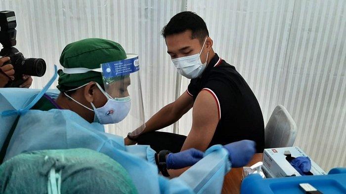 Sudin Kesehatan Jakarta Pusat Genjot Vaksinasi Warga, Target Suntik 16.000 Warga per Hari
