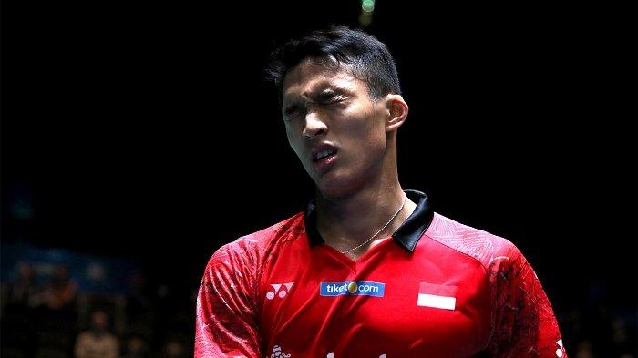 Indonesia Tertinggal 1-2 dari Tiongkok setelah Jonatan Kalah