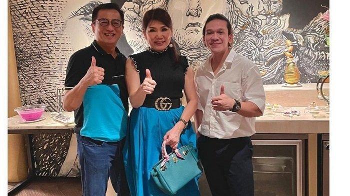 Temui Crazy Rich Surabaya Hermanto Tanoko, Jordi Onsu Bakal Kembangkan Bisnis?
