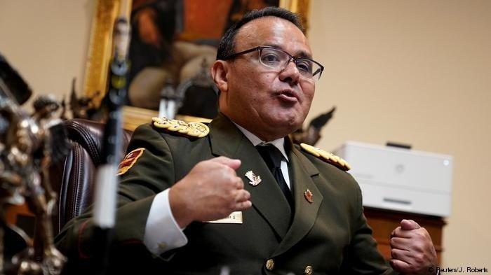 Dukung Oposisi, Atase Militer Venezuela Ini Membelot dari Presiden Nicolas Maduro