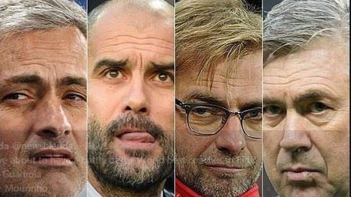 Don Carlo dan Mou Bikin Liga Inggris Tambah Seru, Ada 4 Pelatig Peraih Trofi Liga Champions