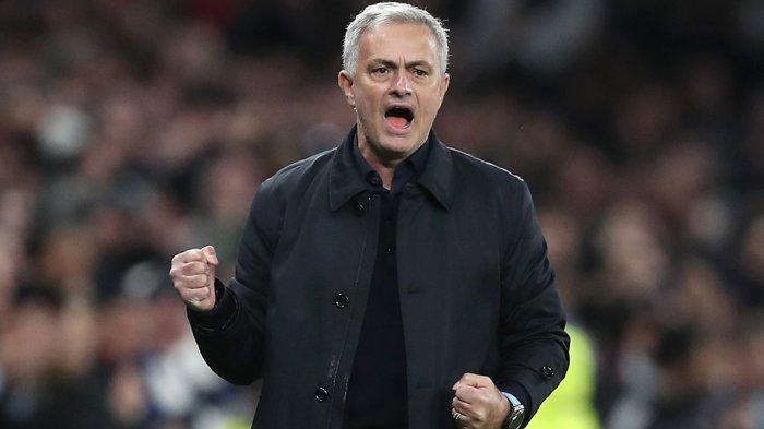 Jose Mourinho Dipecat Tottenham Hotspur, Padahal Final Piala Carabao Hanya Beberapa Hari Lagi