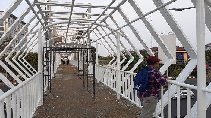Bakal Jadi Ikon Baru Bekasi, Jembatan Penyeberangan Stadion Patriot