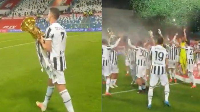 Tropi Coppa Italia Jadi Hadiah Ultah Andrea Pirlo ke-42, Pastikan Ingin Bertahan Sebagai Pelatih