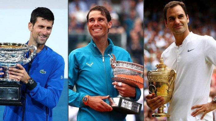 Juara Perancis Terbuka, Nadal Kemas 20 Gelar Grand Slam, Samai Rekor Petenis Besar Lainnya
