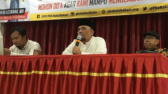 Siap Rebut Kursi Wali Kota Bekasi, Heri Koswara Minta Pengurus dan Kader Bekerja Maksimal, Gaspoll!