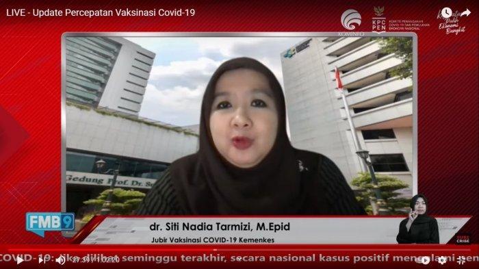 Target Penerima Vaksin di Indonesia Bertambah Jadi 208,2 Juta Jiwa, Saat Ini 63 Juta Orang Disuntik