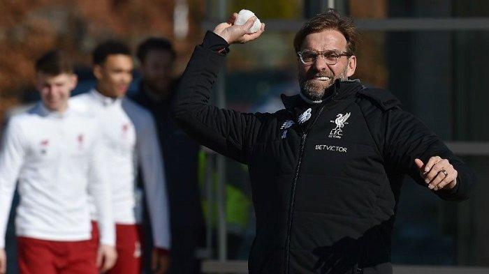 Juergen Klopp Tonton Ulang Laga Liverpool di Laga Champions Musim Lalu Selama Masa Lockdown