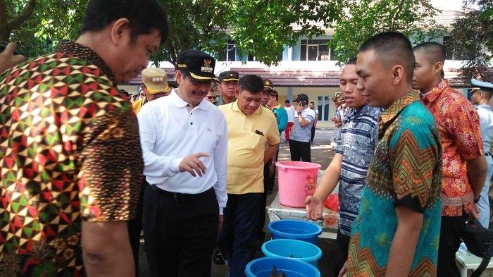 Wali Kota Jakarta Selatan Ajak Warga Jadi Jumantik Mandiri untuk Tekan Wabah Demam Berdarah Dengue