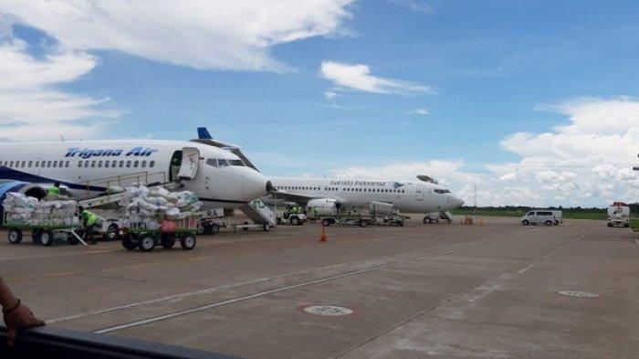 Covid-19, Jumlah Penerbangan di Bandara Soetta Menyusut Tajam, Tersisa Puluhan Pergerakan Pesawat
