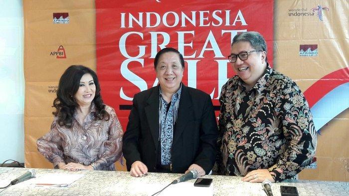 Gelar Pesta Diskon Serempak di Ajang 'Indonesia Great Sale'