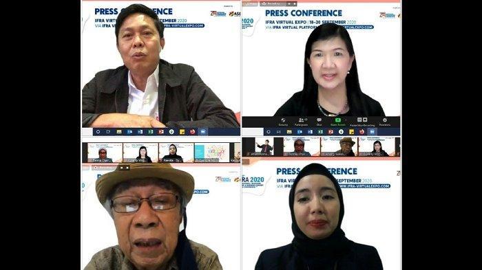 IFRA Virtual Expo 2020, Tawarkan Peluang Bisnis Baru di Masa Pandemi Covid-19