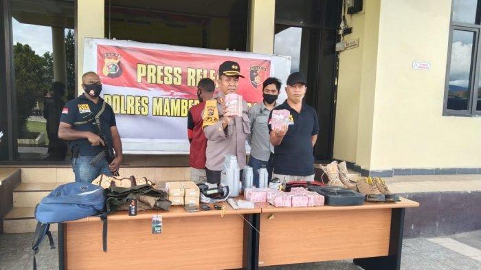 Curi Uang Rp 2,6 Milliar dari Bank Papua, Polisi Tangkap Pelaku