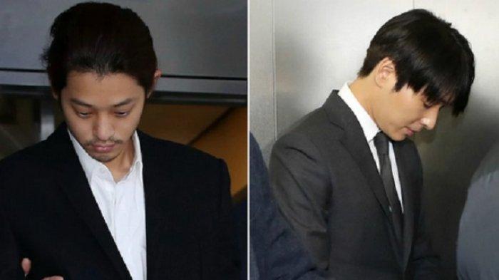 Jaksa Tuntut Jung Joon Young Dipenjara 7 Tahun dan Choi Jonghoon Dipenjara 5 Tahun