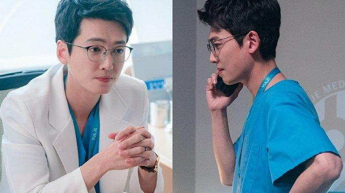 Jung Kyung Ho Punya Cara Unik Ekspreskan Perasaan dalam Drama Korea Hospital Playlist 2