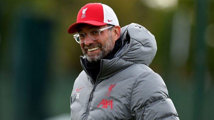 Pelatih Liverpool Jurgen Klopp Mengatakan Kami Tidak Memikirkan Gelar Saat Ini