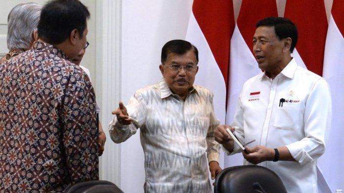 KKB Bunuh Briptu Hedar, Jusuf Kalla: Apabila Diserang Harus Kembali Membalas